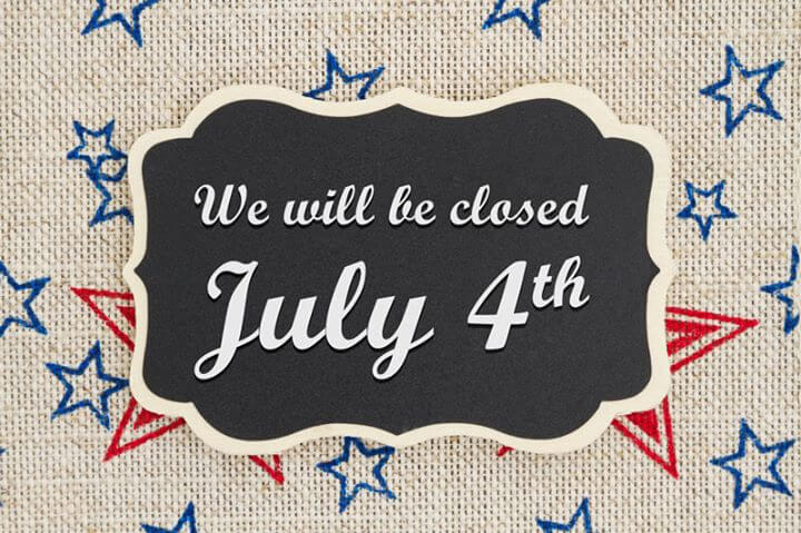 DNA Computers will be CLOSED on Thursday, July 4th