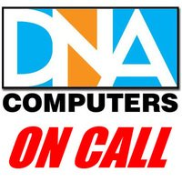 On-Site Service Calls by DNA Computers