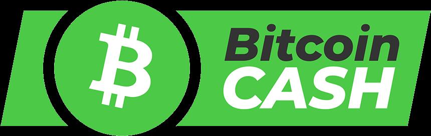 We accept bitcoin cash